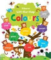 Lift the Flap Colours Book-Brooks Felicity