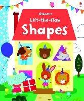 Lift the Flap Shapes-Brooks Felicity
