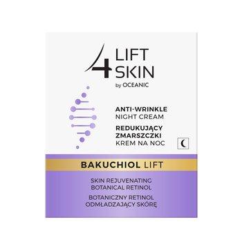Lift4skin, Bakuchiol Lift, redukujący zmarszczki krem na noc, 50 ml-Lift 4 Skin