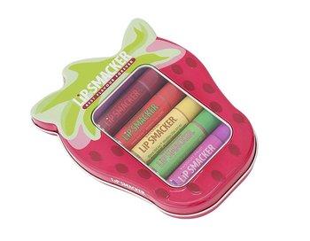 Lip Smacker, zestaw błyszczyków do ust Strawberry Lovers, 6 szt.-Lip Smacker