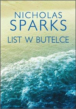 List w butelce-Sparks Nicholas