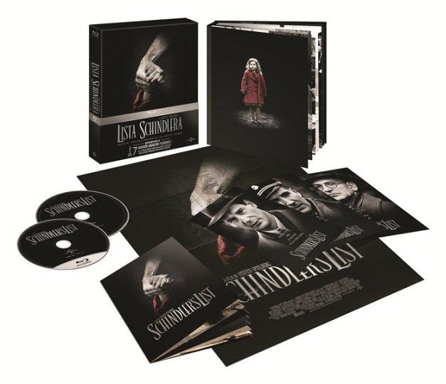 Lista Schindlera - Edycja Kolekcjonerska (20-lecie Filmu)