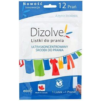 Listki do prania, Zapach świeżości hipoalergiczne DIZOLVE, 12 szt. -Rogers & Scott