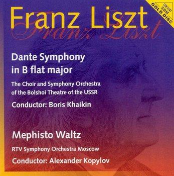 Liszt: Dante Symphony / Mephisto Waltz Audiophile -Rtv Symphony Orchestra Moscow