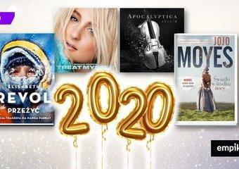 Literackie i muzyczne nowości w 2020 roku