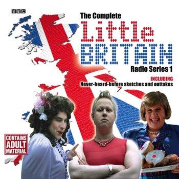 Little Britain  The Complete Radio Series 1-Walliams David, Lucas Matt