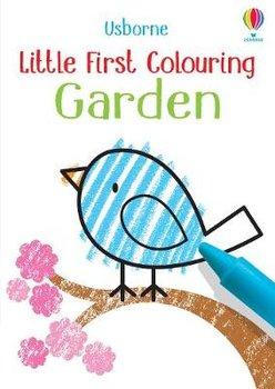 Little First Colouring Garden-Robson Kirsteen