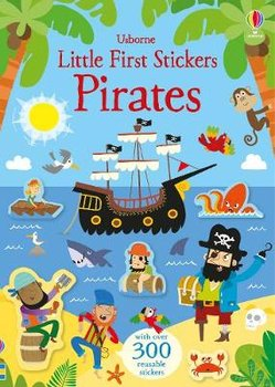 Little First Stickers Pirates-Robson Kirsteen