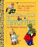 Little Golden Books Favorites-Scarry Richard, Golden Books
