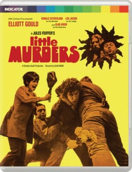 Little Murders (brak polskiej wersji językowej)-Arkin Alan