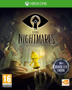 Little Nightmares-Namco Bandai Games