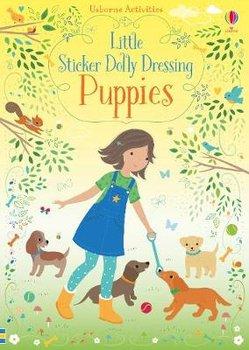 Little Sticker Dolly Dressing Puppies-Watt Fiona