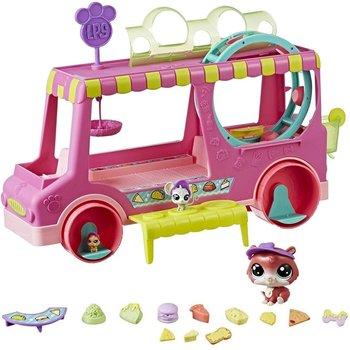 Littles Pet Shop, samochód Food Truck Zwierzaków-Hasbro