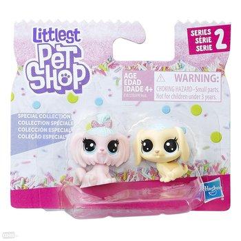 Littlest Pet Shop, Lukrowe Zwierzaki, figurki psy, E0399/E1072-Littlest Pet Shop