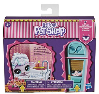 Littlest Pet Shop, salon dla zwierzaków, zestaw