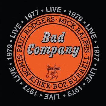 Like Water - Bad Company