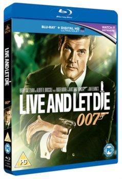 Live and Let Die (brak polskiej wersji językowej)-Hamilton Guy
