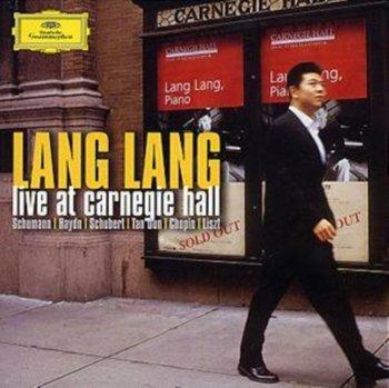 Live at Carnegie Hall-Lang Lang
