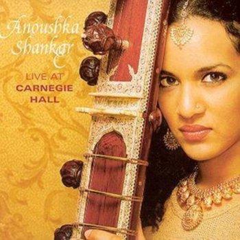 Live At Carnegie Hall-Shankar Anoushka