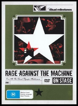 Live At Grand Olympic Auditorium-Rage Against the Machine