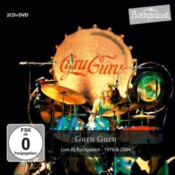 Live At Rockpalast 1976 & 2004-Guru Guru