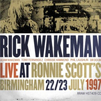Live At Ronnie Scott's-Rick Wakeman
