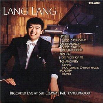 Live At Seiji Ozawa Hall-Lang Lang