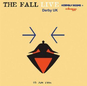 Live At The Assembly Rooms (Derby, 1994)-The Fall