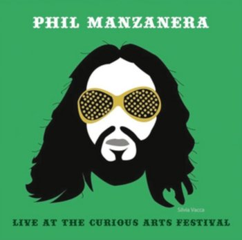 Live at the Curious Arts Festival-Phil Manzanera