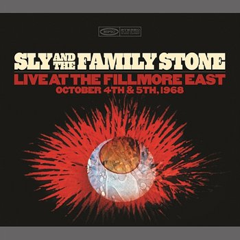Live at the Fillmore East October 4th & 5th 1968 - Sly & The Family Stone