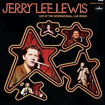 Live At The International, Las Vegas - Jerry Lee Lewis