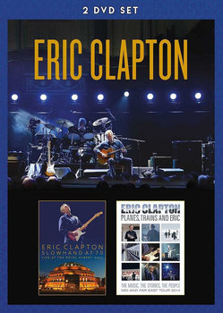 Live At The Royal Albert Hall & Planes, Trains And Eric 2DVD-Clapton Eric
