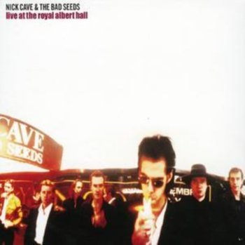 Live At The Royal Albert Hall-Nick Cave and The Bad Seeds