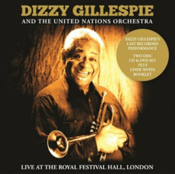 Live at the Royal Festival Hall, London-Dizzy Gillespie and The United Nations Orchestra