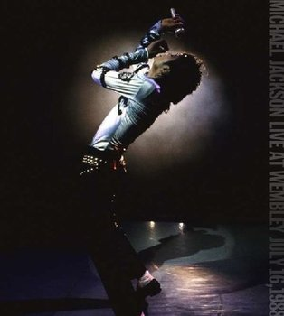 Live At Wembley July 16 1988 (Reedycja) - Jackson Michael