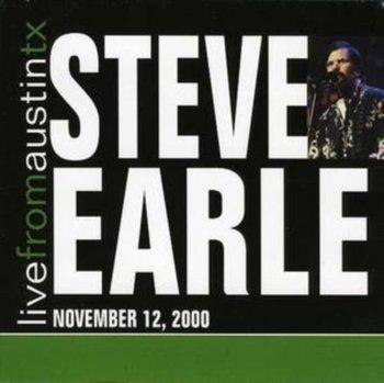 Live From Austin Tx -Earle Steve