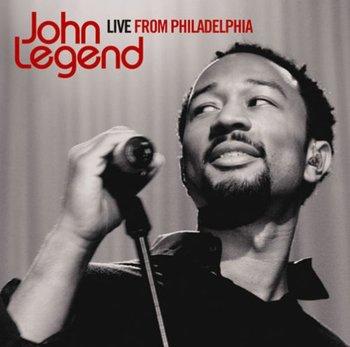 Live From Philadelphia-Legend John