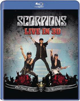 Live In 3D-Scorpions