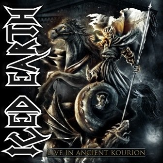 Live In Ancient Kurion-Iced Earth