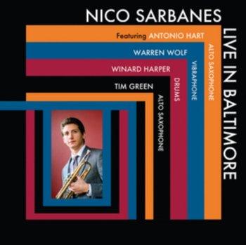 Live in Baltimore-Sarbanes Nico