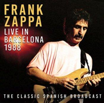Live in Barcelona 1988-Zappa Frank