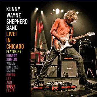 Live! In Chicago - Shepherd Kenny Wayne