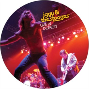 Live in Detroit - Iggy and the Stooges