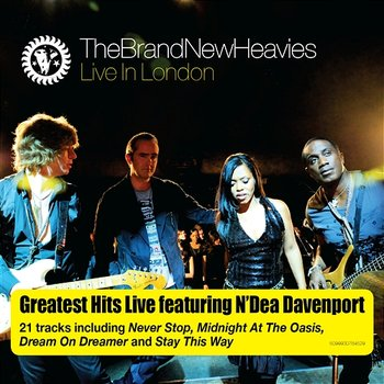 Live In London - The Brand New Heavies