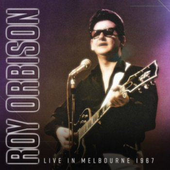Live in Melbourne-Orbison Roy