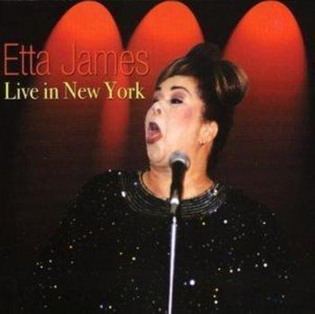 Live in New York-James Etta