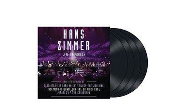Live In Prague-Zimmer Hans