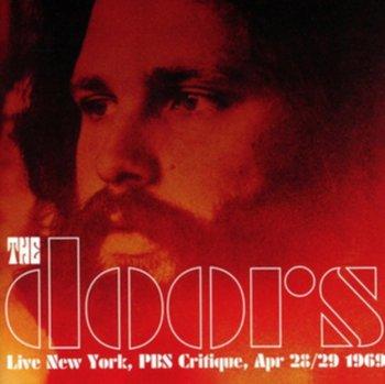 Live New York, PBS Critique, Apr 28/29 1969-The Doors