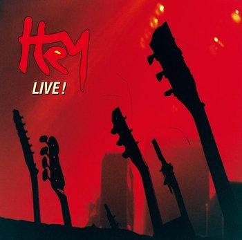 Live! (Reedycja)-Hey, Nosowska Katarzyna