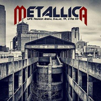 Live: Reunion Arena (Dallas, Tx, 5 Feb '89)-Metallica